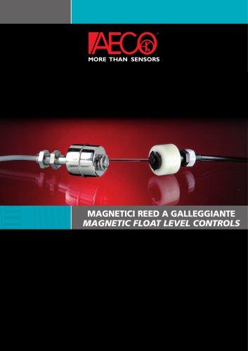 MAGNETIC FLOAT LEVEL CONTROLS