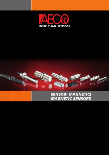 MAGNETIC REED SENSORS