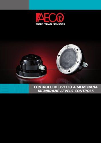 MEMBRANE LEVEL CONTROLS