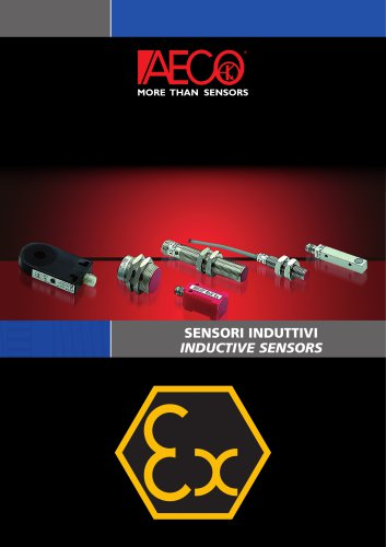 NAMUR INDUCTIVE SENSORS 1-2-3 G/D