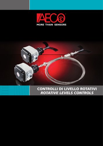 ROTATIVE LEVEL CONTROLS