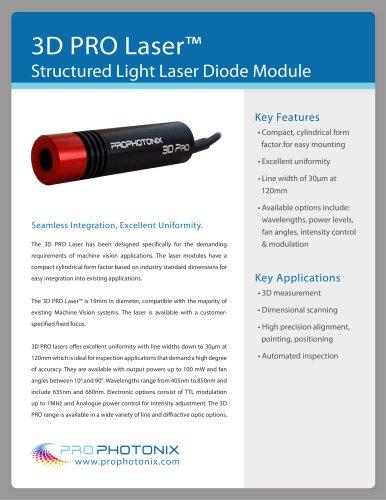 3D Pro Laser