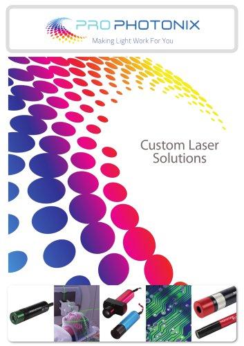 Custom Laser Solutions