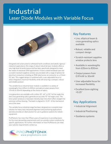 Industrial Variable Focus