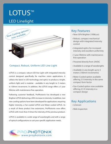 LOTUS LED Line Lights
