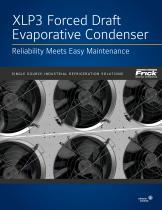 XLP3 Forced Draft Evaporative Condenser