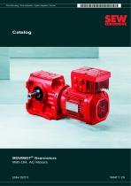 MOVIMOT® Gearmotors with DR. AC Motor