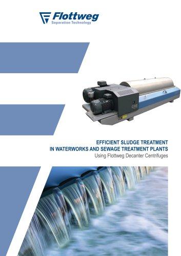 Applicationbrochure sludge treatment