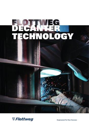 Flottweg Decanter Technology
