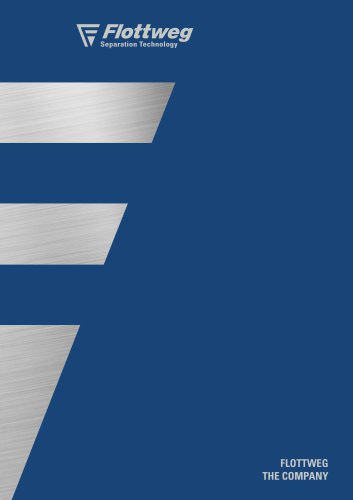 Flottweg - The Company