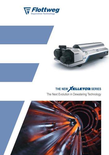 Productbroschure Xelletor Series