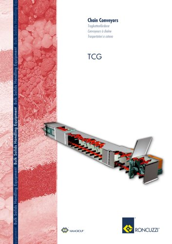 Chain Conveyors TCG  Brochure