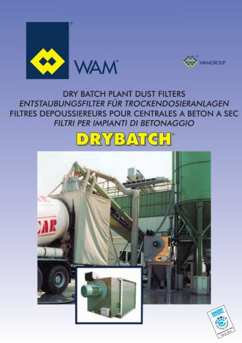 Dust Collectors DRYBATCH®  Brochure