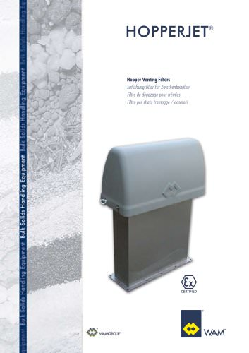 Dust Collectors HOPPERJET®  Brochure