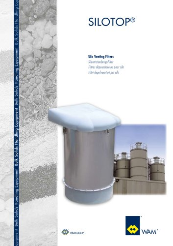 Dust Collectors SILOTOP®  Brochure