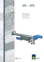Micro-Feed Screws SPL- SPS Brochure