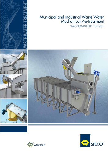 Municipal and Industrial Waste Water TSF V01 Brochure