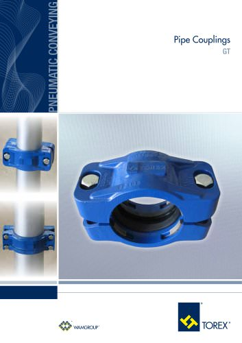 Pipe Couplings GT Brochure