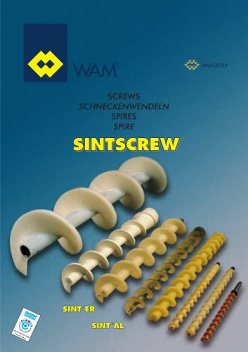 Screws SINTS SCREWS Brochure
