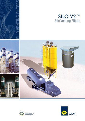 Silo Venting Filters SILO V2 Brochure