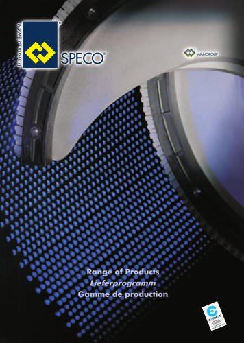SPECO Division Brochure