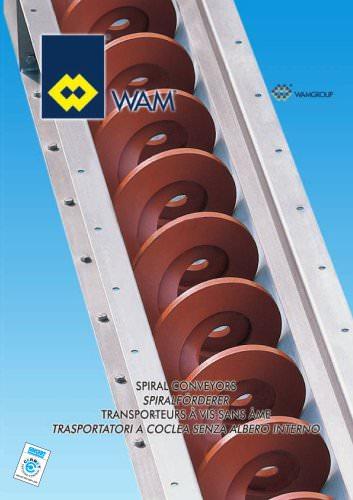 Spiral Conveyors SSC Brochure