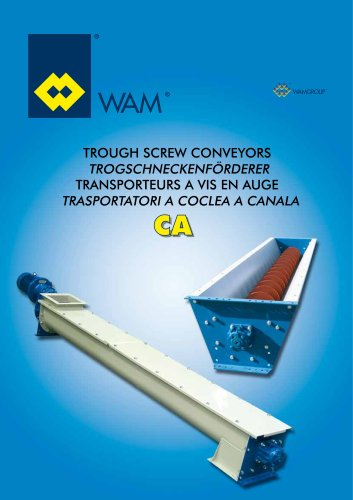 Trough Conveyors CA  Brochure