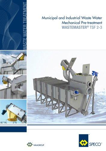 WASTEMASTER® TSF 2-3