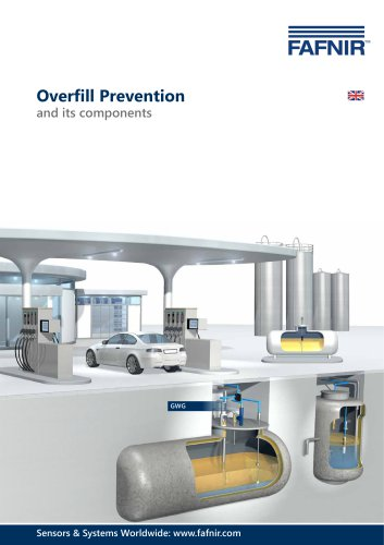 Overfill Prevention & Accessories
