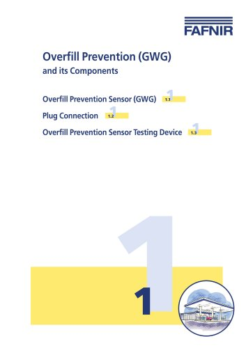 Overfill Prevention (GWG)