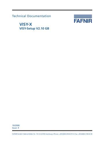 VISY-Setup V2.10