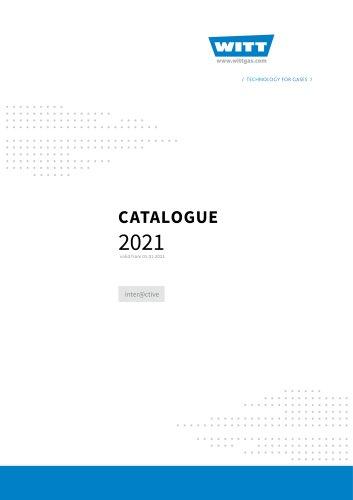 Witt catalogue 2021
