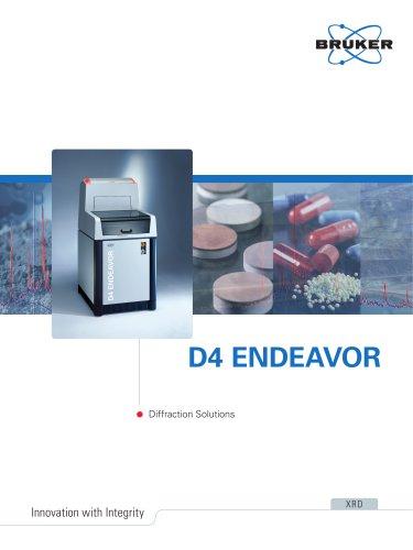 D4 ENDEAVOR - Diffraction Solutions