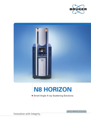 N8 HORIZON - Small Angle X-Ray Scattering Solutions