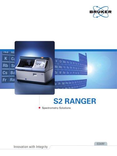 S2 RANGER - Spectrometry Solutions