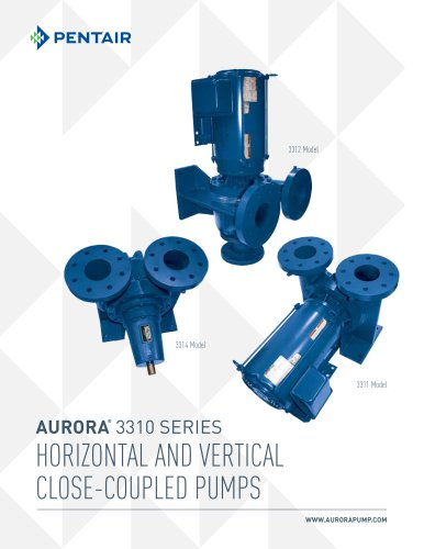 Compact, Low Installation Cost Pumps