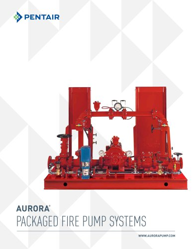 PACKAGED FIRE PUMP SYSTEMS 918 series