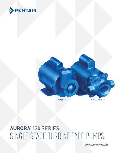 Single Stage Close Coupled Regenerative Turbine Pumps
