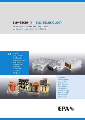 EMC-Technology Catalogue