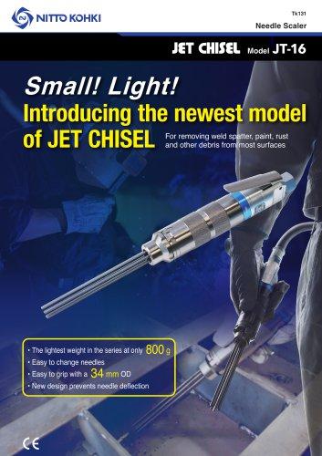 Jet Chisel JT-16 Needle Scaler
