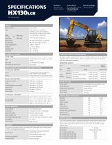 HX130LCR