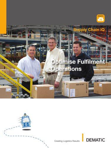 Dematic iQ Supply Chain