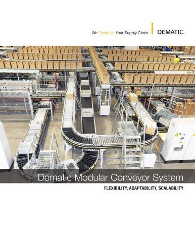 Dematic Modular Conveyor System
