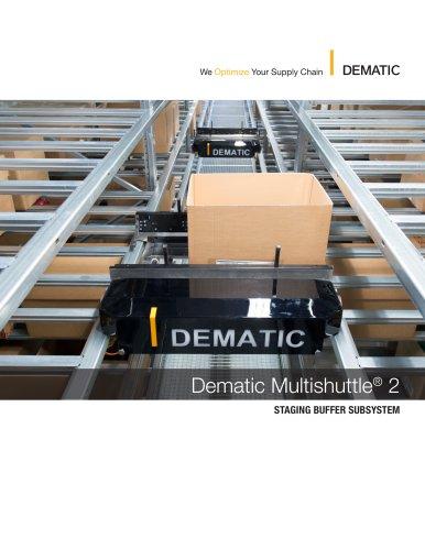 Dematic Multishuttle 2
