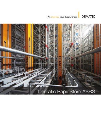 Dematic RapidStore ASRS