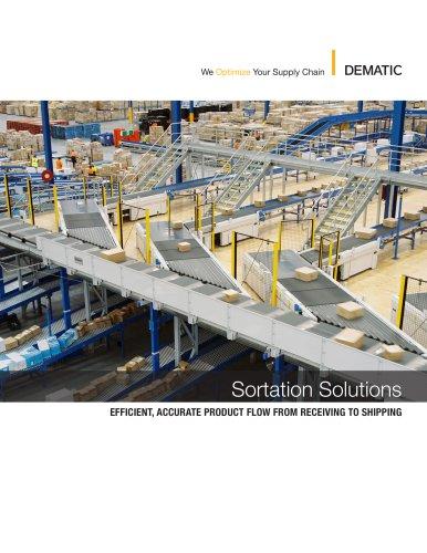 Dematic Sortation Solutions