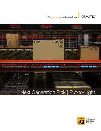 Next Generation Pick | Put-to-Light