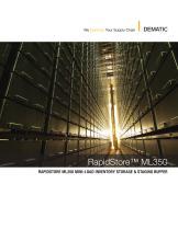 RapidStore™ ML350