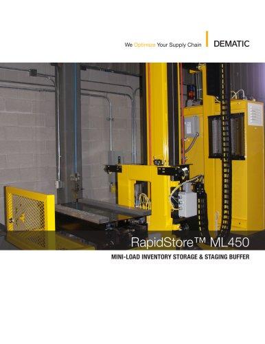 RapidStore™ ML450