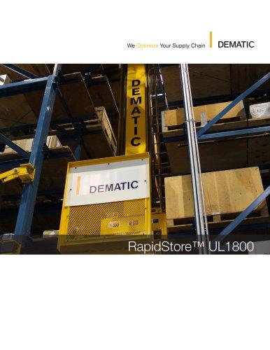RapidStore UL 1800